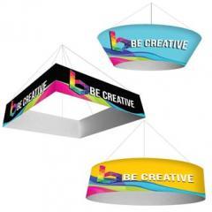 Custom Ceiling Banners