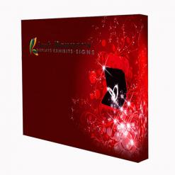 8FT Premium Magnetic Pop Up Display