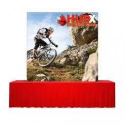 5ft Tabletop Pop Up display (P1S)