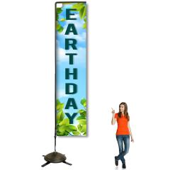 17ft Heavy Duty Rectangle Banner