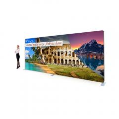 15ft Premium Tension Fabric Display (Straight) (P2E)