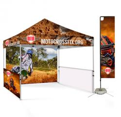 8ft Full Custom Canopy Tent