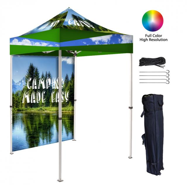 6ft Custom Canopy Tent Kit
