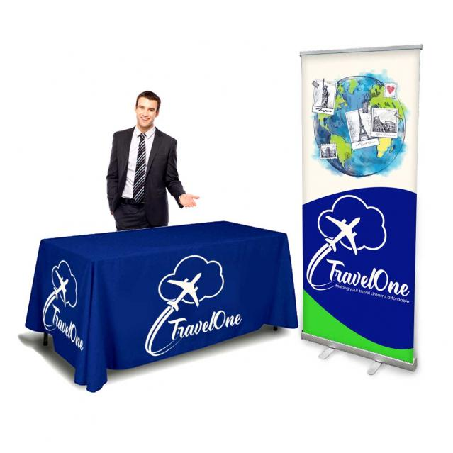 Trade Show Display Kit (Budget)