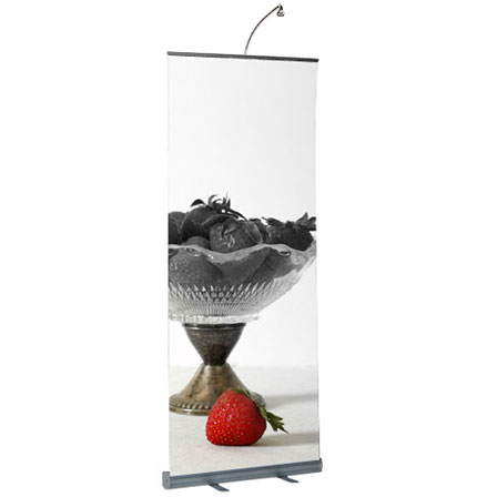 (A2) Retractable Banner Stand - Standard