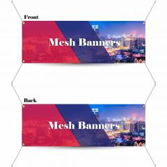 Mesh Banners (Double-Sided)