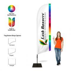 13.5ft Bowhead Banners (B3C)